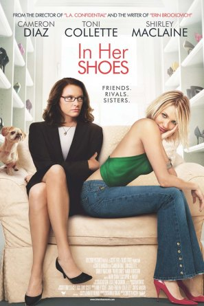 Keyart with title for In Her Shoes.