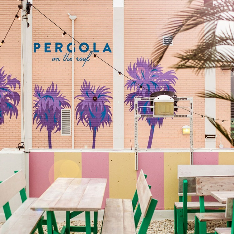pergola+on+the+roof